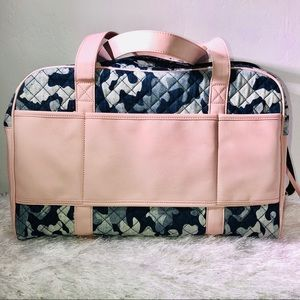 Betsey Johnson Bags - Betsey Johnson Camo Duffle Bag